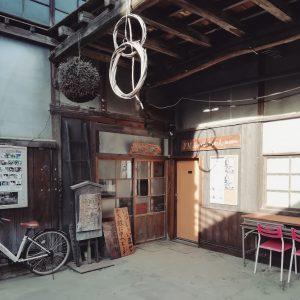 須方書店入り口
