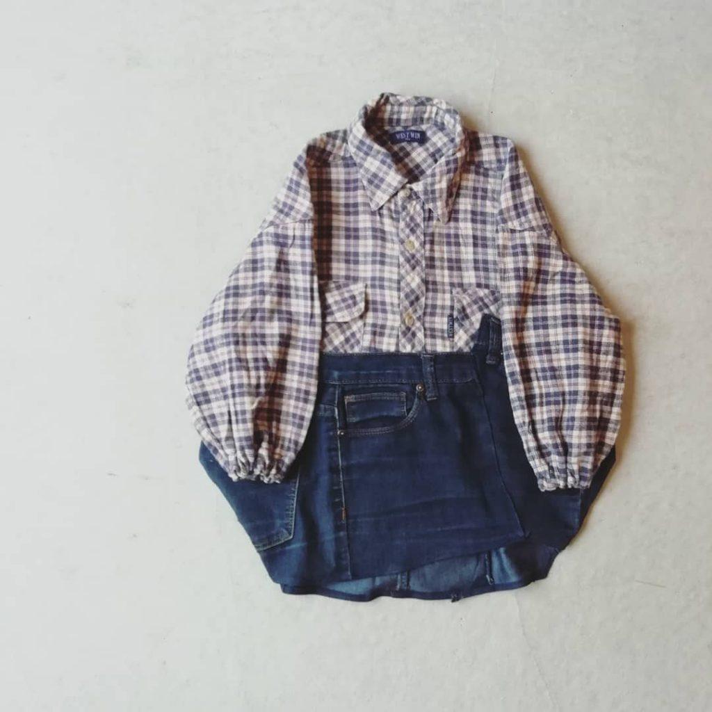 リメイクシャツ